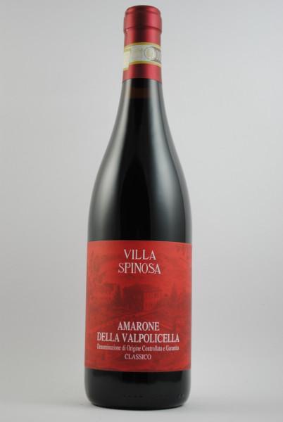 2015 AMARONE DELLA VALPOLICELLA Etichetta Rossa